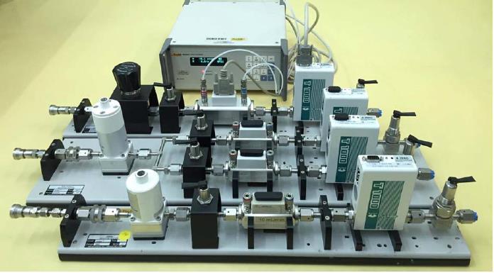 臺灣好棒  國際量測技術大競賽  我主辦低壓氣體流量關鍵比對