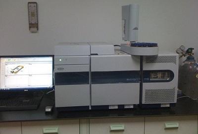 氣相層析串聯質譜儀(GC-MS-MS)