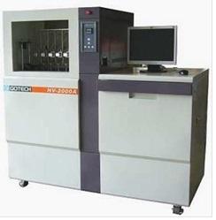 受負荷下撓曲溫度/衛氏軟化溫度試驗機