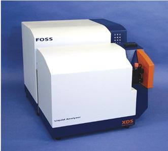 近紅外線光譜儀(Near-Infrared Spectroscopy Rapid Liquid Analyzer, NIR)