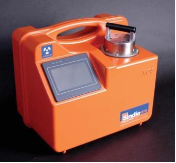 可攜式柴油硫含量分析儀(Portable Analyzer for Sulfur in Fuel, X-Ray)