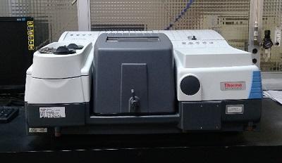 傅立葉轉換紅外光光譜儀(FT Infrared Spectrometry, FT-IR)